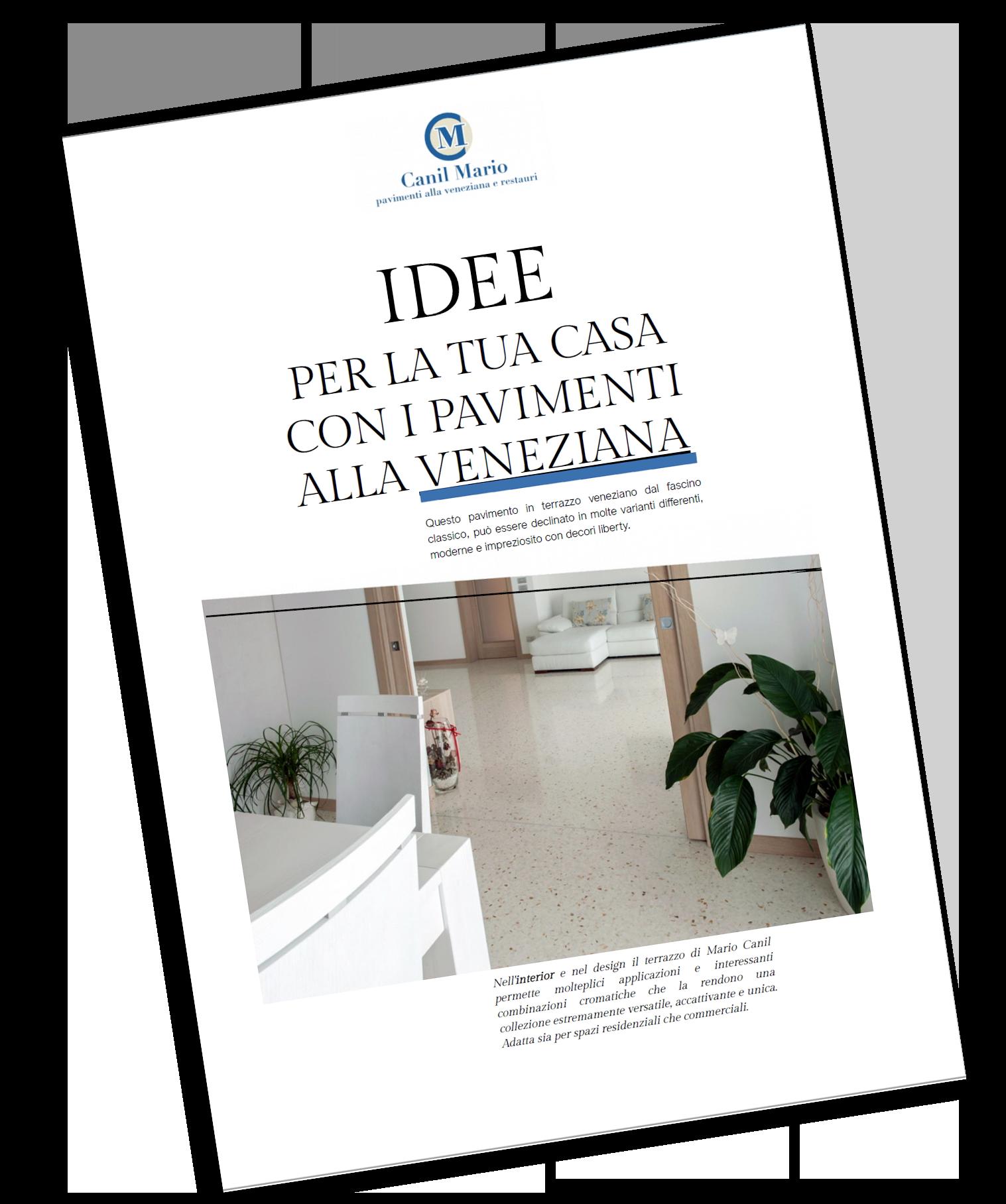 La Guida Idee per la tua casa con i Pavimenti alla Veneziana